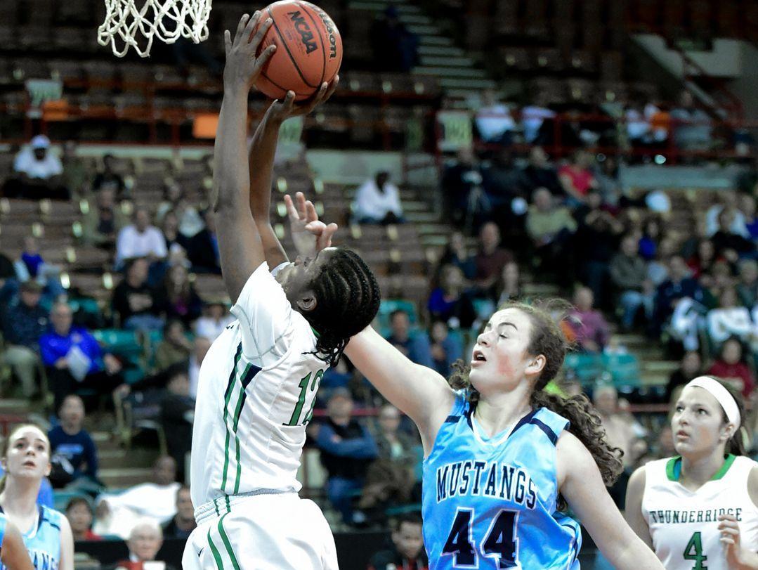 Rusk & Snipes commit for girls basketball