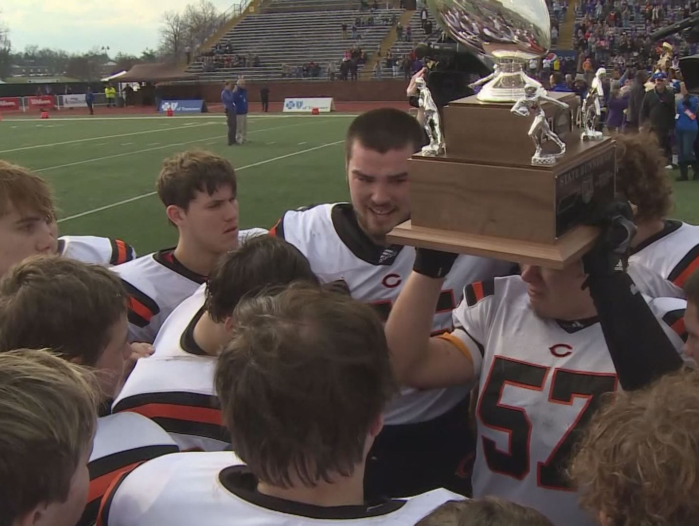 Coalfield is looking for another shot at a state title.