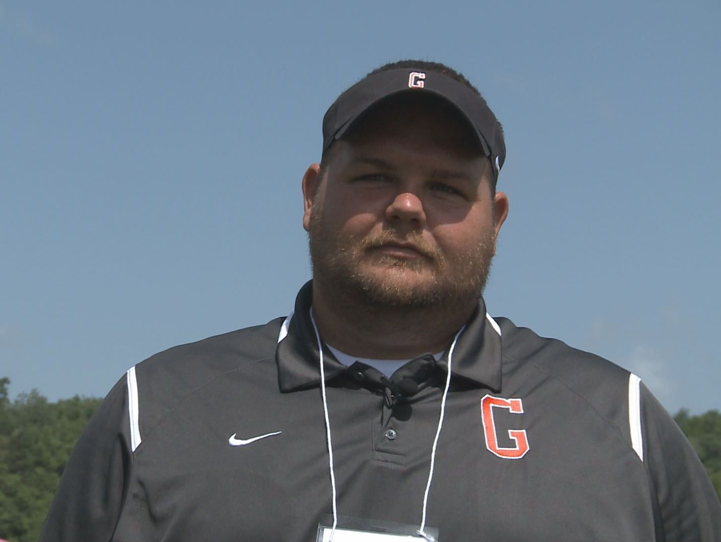 Lyles resigned from his position as head football coach at Greenback.