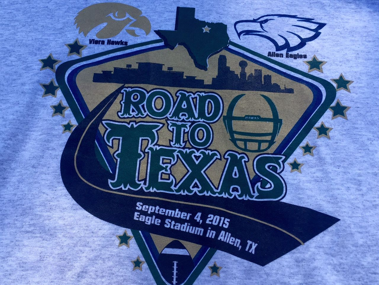 Viera (Fla.) is coming to Texas to play at Allen.