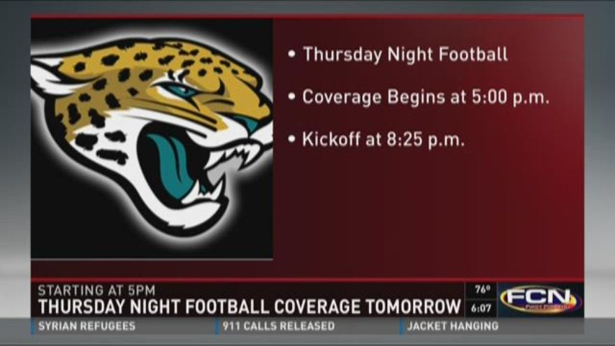 ncaa thursday night football football on tv