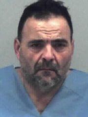 Larry Thomas, 47, charged with a long list of crimes