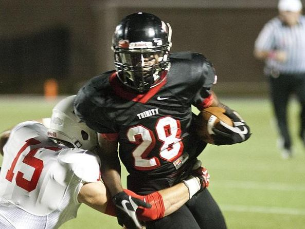 Euless Trinity RB Ja'Ron Wilson All-District 7-6A MVP