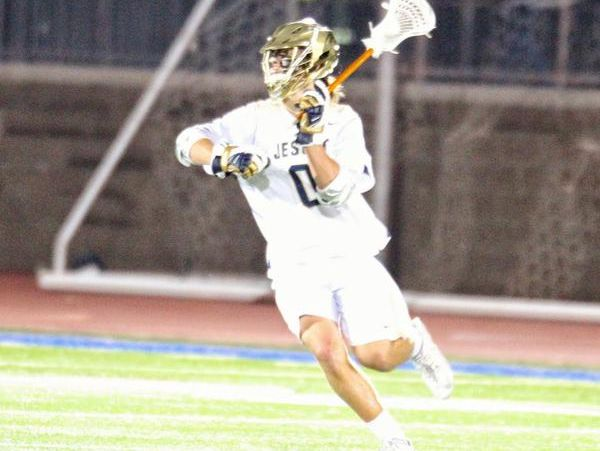 Jesuit's David Sprock commits to Virginia lacrosse for the Class of 2018.