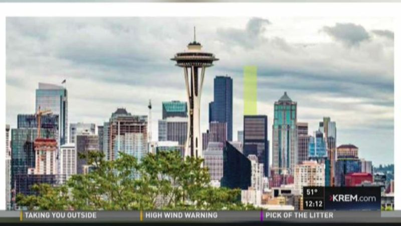 Plans for tallest building to be built in seattle Built in seattle