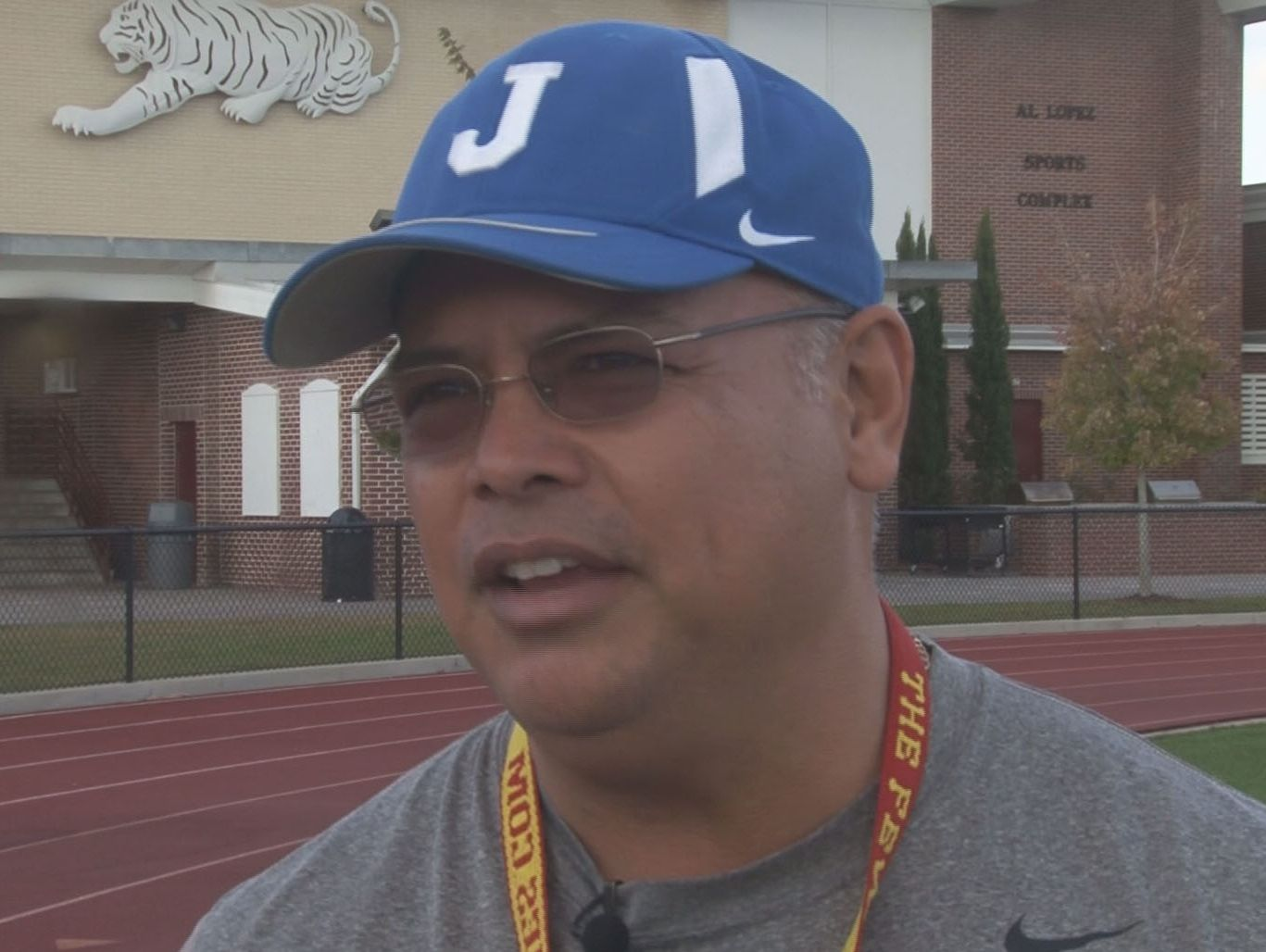 """""""All the pieces were in place when I got here,"""" Head Coach MAtt Thompson told 10Sports WTSP."""