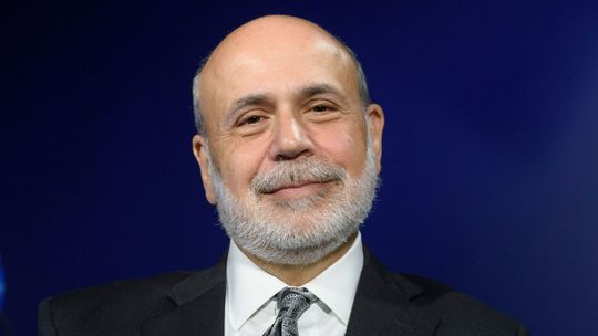 Ben bernanke more execs should have gone to jail for for Chair of the fed game