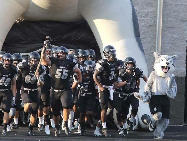 Hough defeated rival Hopewell 28-0 on Friday.