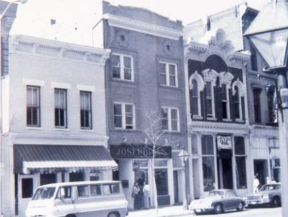 Denver's Larimer street in the late 50's was not so mean as to be called Skid Row. Neither was it elegant enough to rival Park Avenue. Bars along Larimer Street were known for their spirited debates, fractures and contusions.