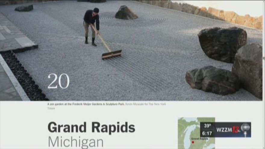 New york times grand rapids a top travel spot for 2016 - Grand tapis new york ...