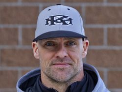 Rocky Mountain High School head coach Jake Taylor.