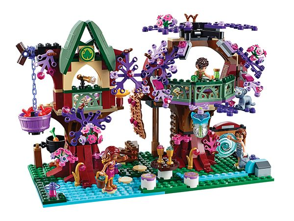 Lego Elves The Elves' Treetop Hideaway; Ages 9+; $50