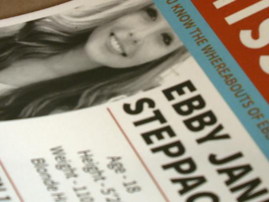 Ebby Jane Steppach, 18, Missing Since October 24, 2015 - Little Rock, AR 635840758199740833-ebby-steppach-missing
