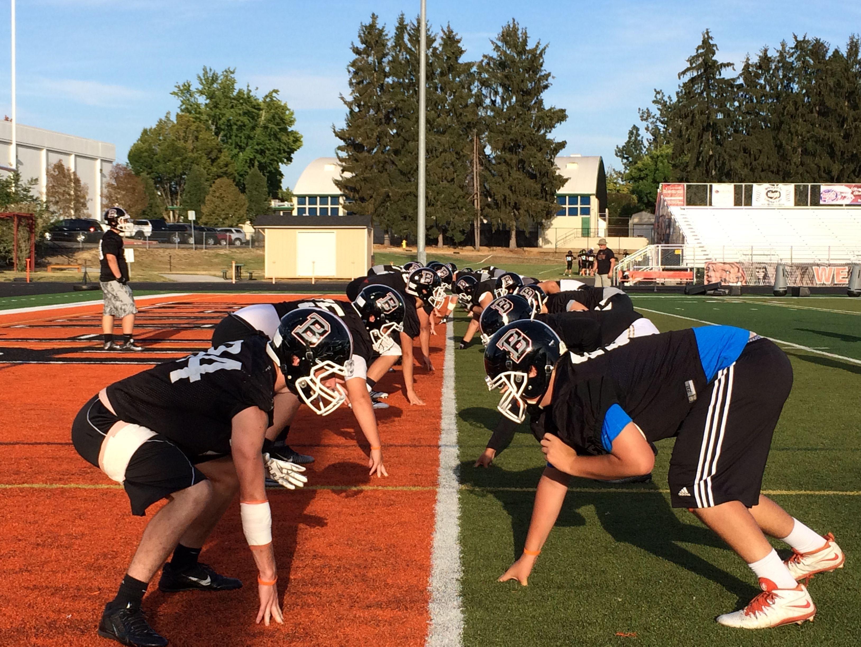 Beaverton HS training camp