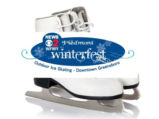 wfmy news 2 piedmont winterfest starts outdoor fun on ice. Black Bedroom Furniture Sets. Home Design Ideas