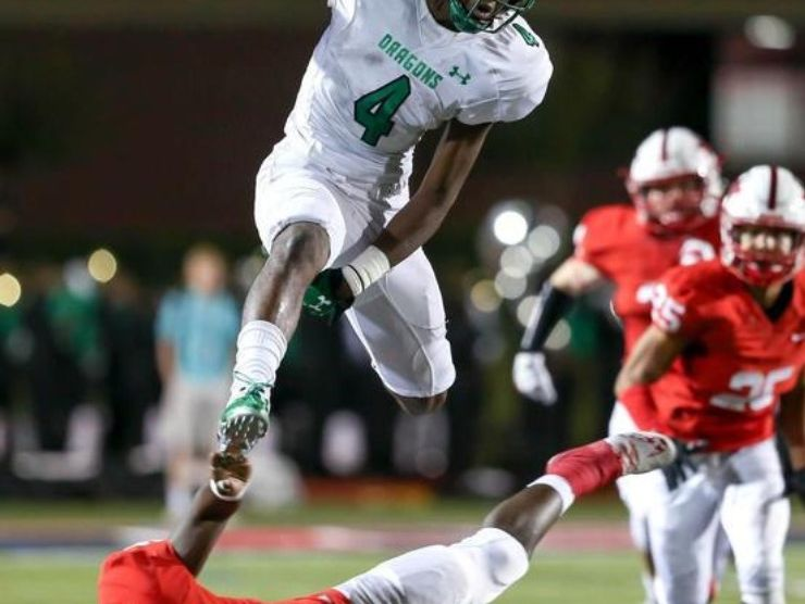 Southlake Carroll over Coppell