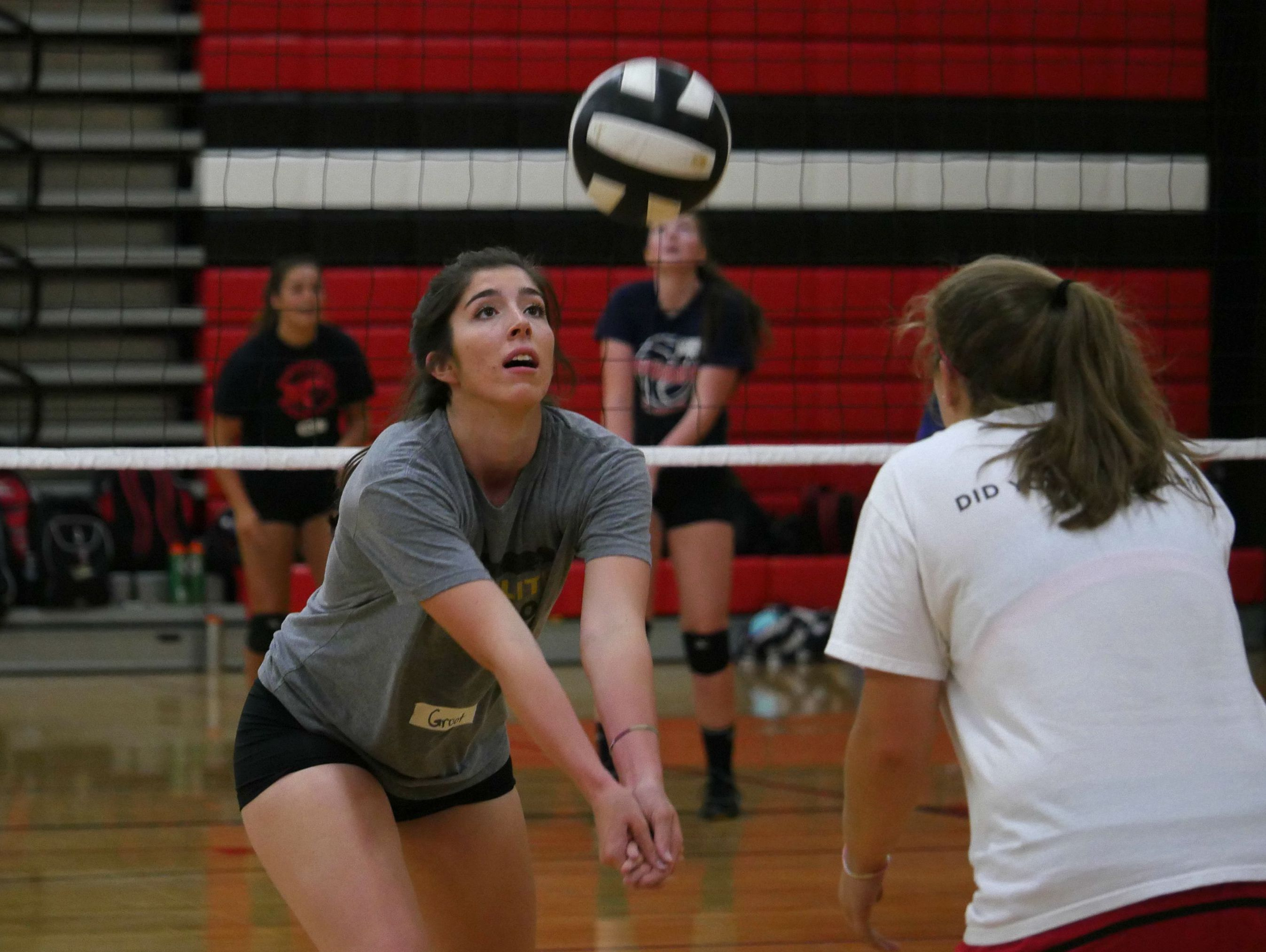 Snohomish's Madeline Smith led the Panthers with 79 blocks last season.