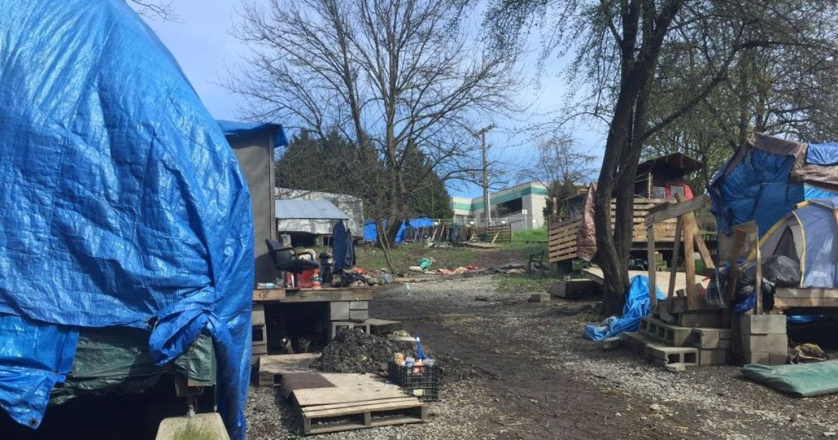 Police Evict Residents Of Former Nickelsville Homeless Camp