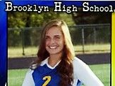 Brooklyn High School sophomore volleyball player Julia Walz