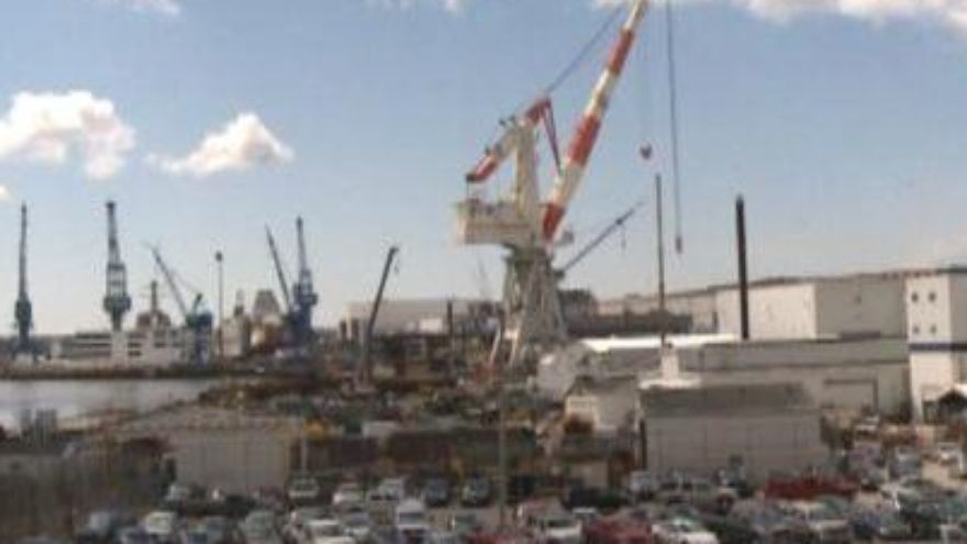 Bath Iron Works To Begin Early Negotiations With Union