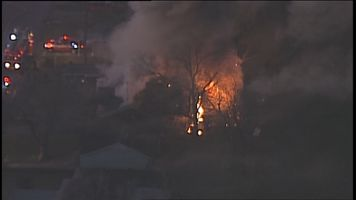 HFD contains house fire in SE Houston