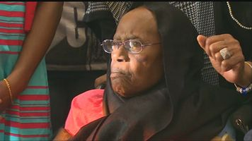 95-year-old woman asks for help finding attacker