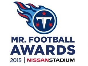 Four area players received Mr. Football Awards on Monday.