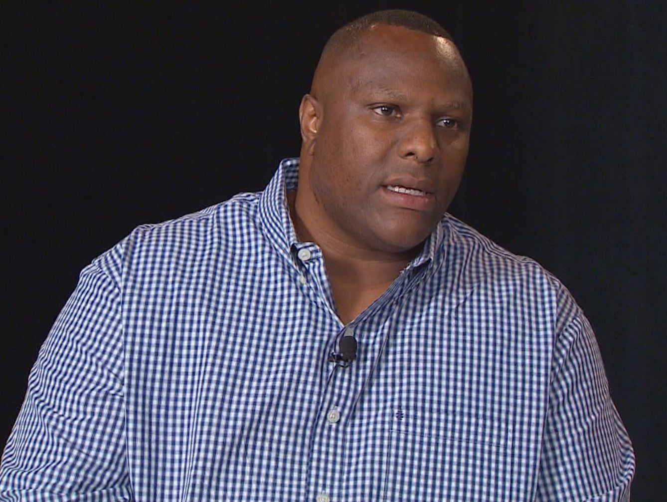 Patrick Williams was a Carter High running back on the 1988 championship team.