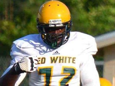 Ed White's Jordan Johnson announced via his Twitter account, Wednesday, that he has committed to Georgia Tech.