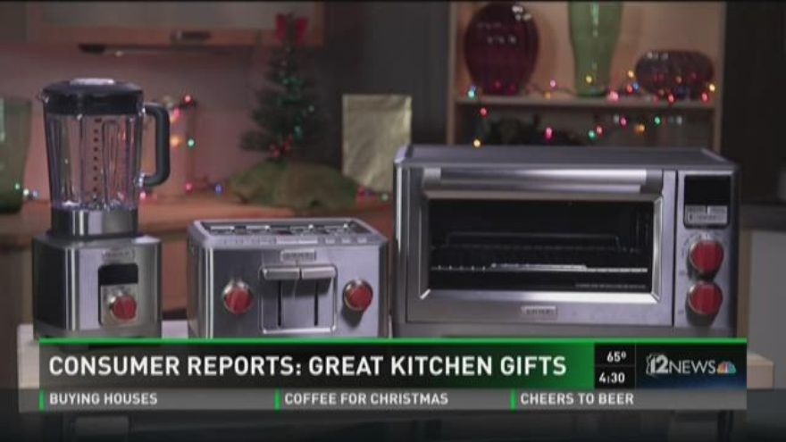 Consumer Reports Great kitchen gifts