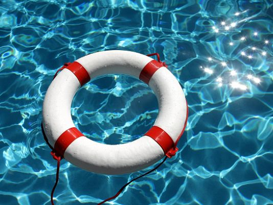 Infant dies after being found unresponsive in pool for Show pool status not found