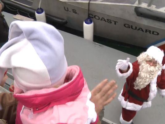 Tradition fills the streets as holiday season starts