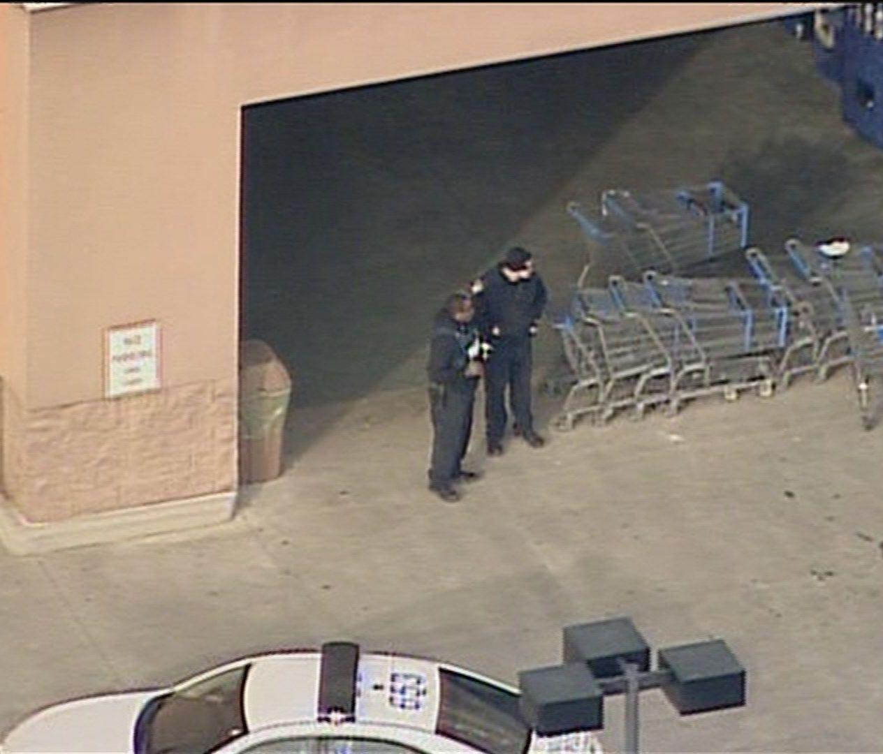 Shoplifter Accidentally Shoots Himself Inside Walmart