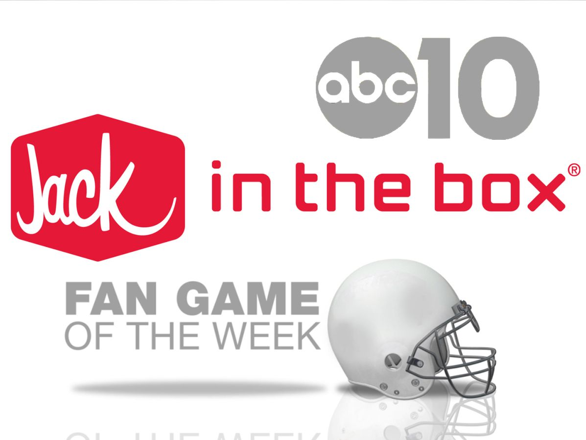ABC10's Jack in the Box Fan Game of the Week