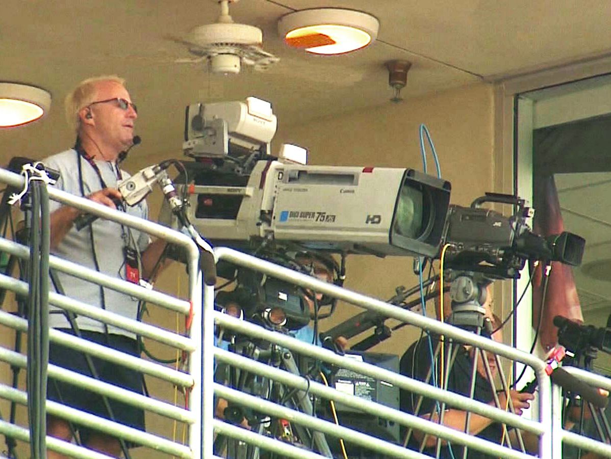 ESPN broadcast two North Texas high school football games on August 29, 2015.