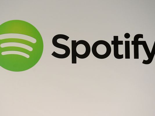 how to show only albums on spotify