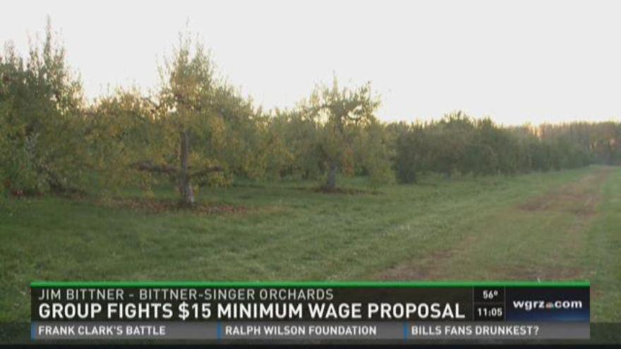 Coalition Fights 15 Minimum Wage Proposal