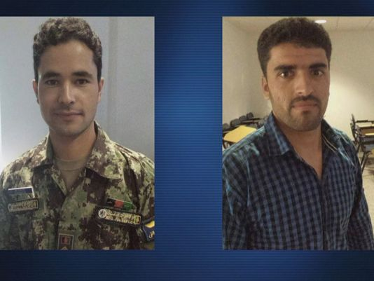 2 Afghan airmen still missing from Ga. base