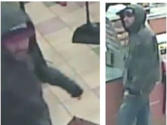 La porte police looking for 2 suspects in subway robbery for La porte city jail