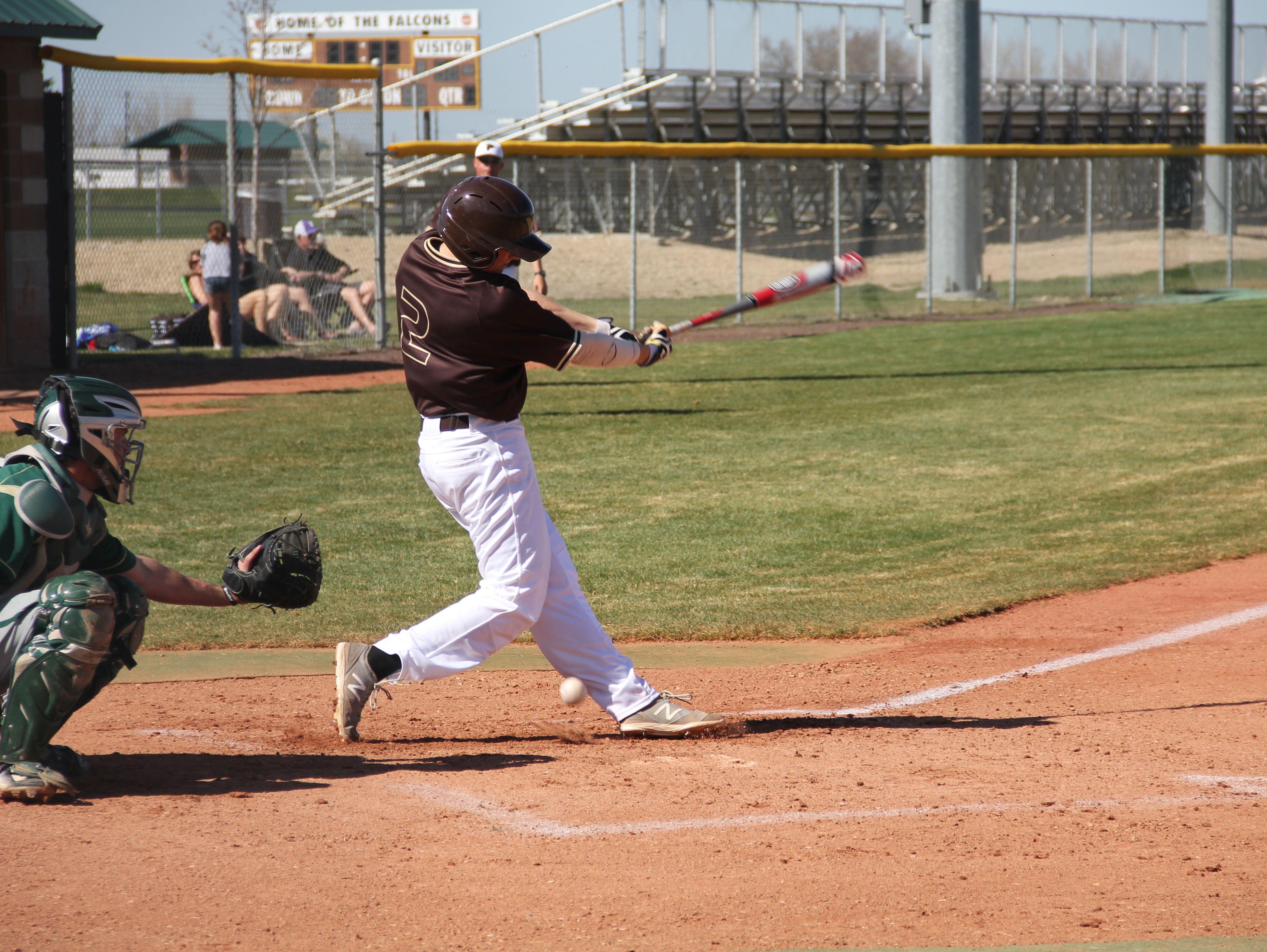 Tanner Vogt (Vallivvue) - ALL-SUA Idaho baseball first team.