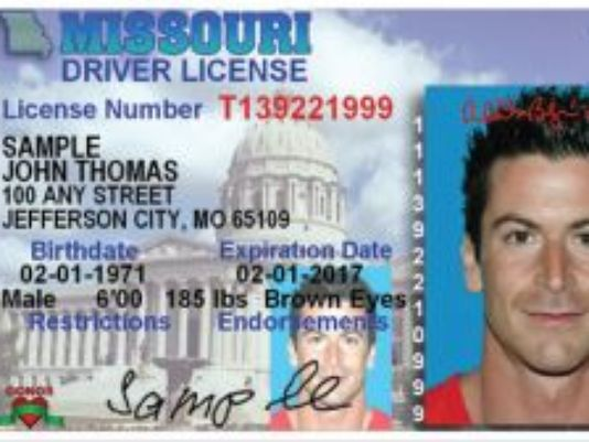 Feds Won 39 T Accept Mo Ill Driver 39 S Licenses To Enter