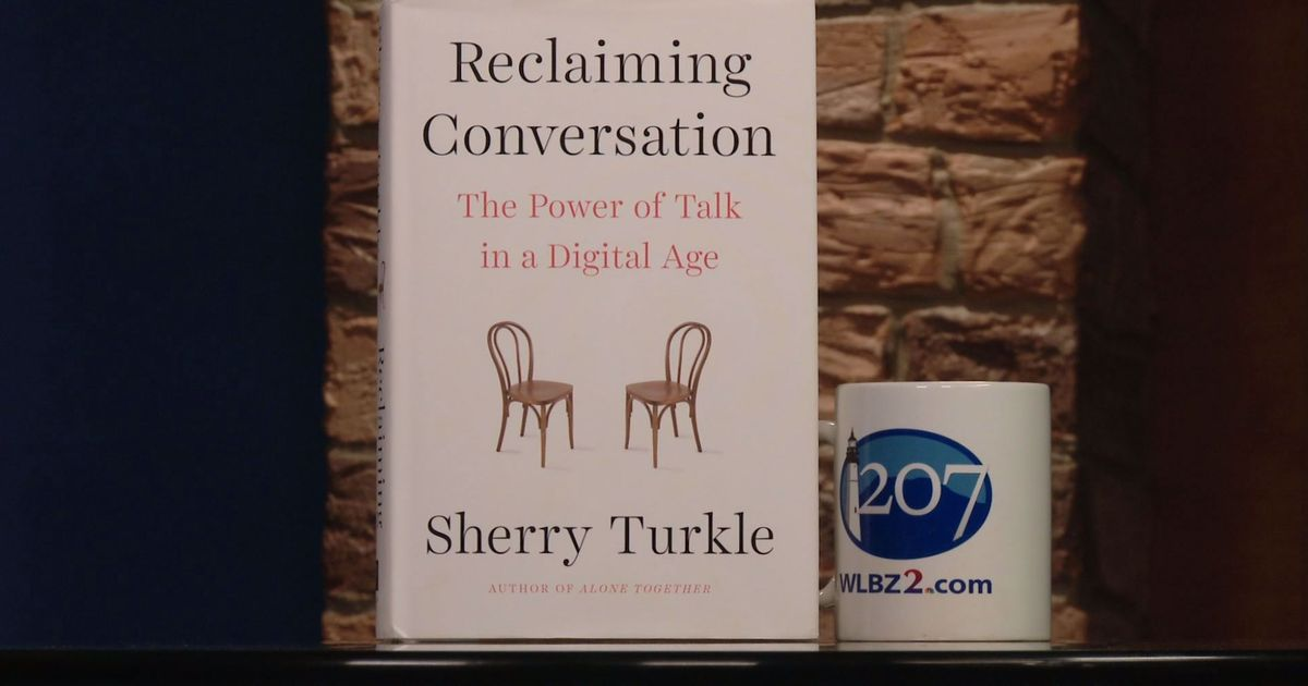 technological revolution according to sherry turkle kevin kelly and clive thompson Book reviews current andrew p kelly, & kevin carey (eds reclaiming conversation: the power of talk in a digital age (2015) sherry turkle new york.