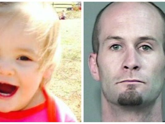 Amber Alert issued for Brooklynne Enix, 2, after her mother was found dead - Knoxville, TN 635816456662708668-enix-both