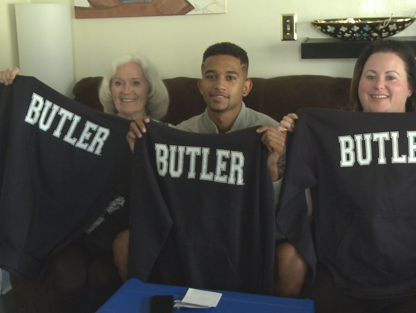 Howard Washington commits to Butler
