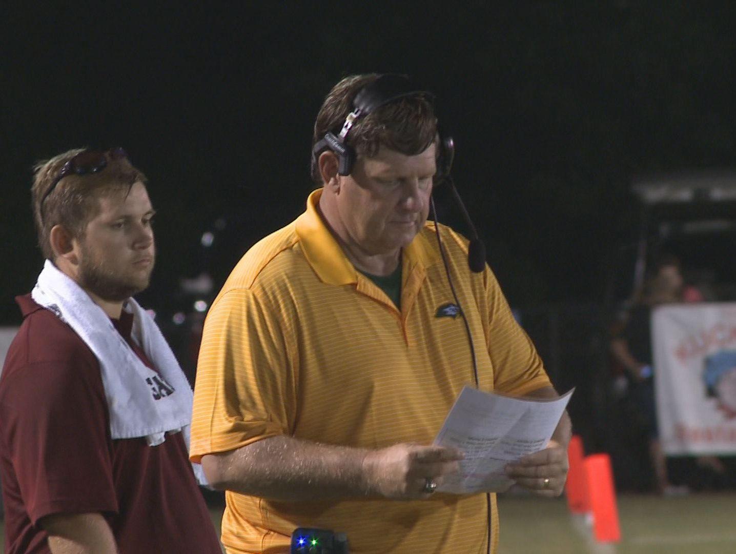 Ben Lippen School has hired Scott Jones as its new athletics director.