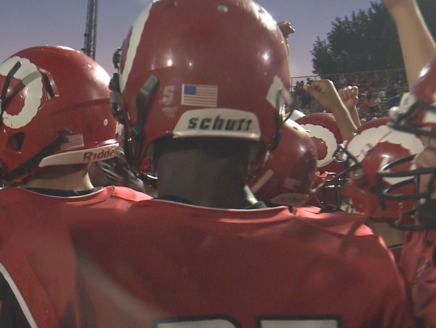 Football is a game of seconds, snaps and yards, but sometimes it's one snap, one second and one play that can change the rest of the game. For the duPont Manual Crimsons, it has happened not once so far this season, but twice.