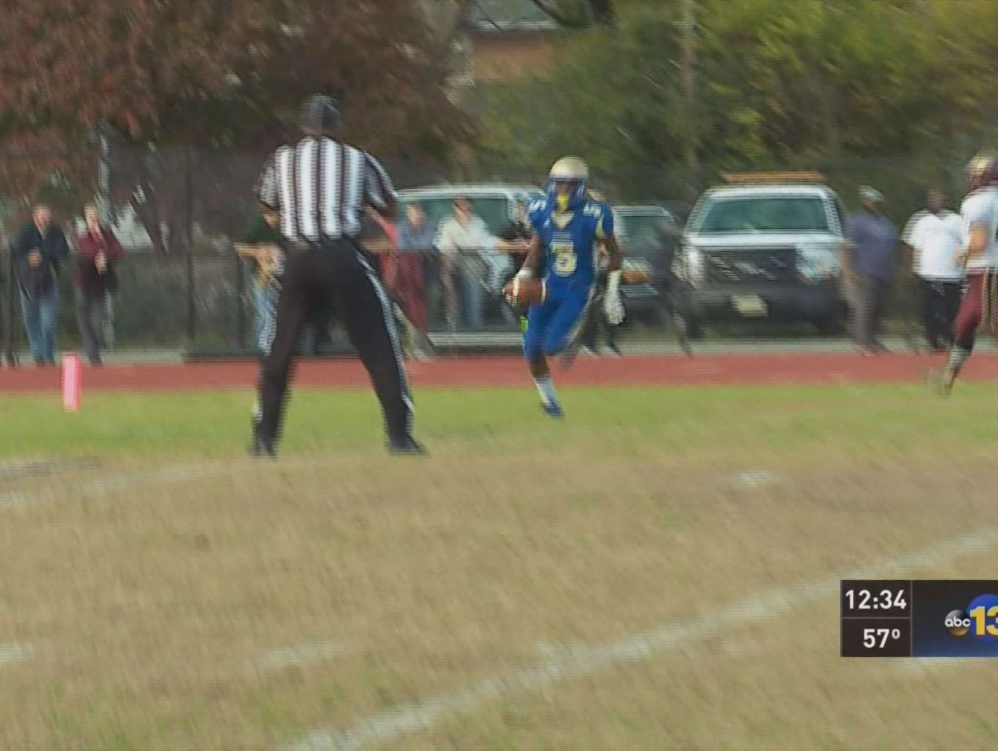 Phoebus tops Poquoson in overtime 31-24 in the Group 3A Playoffs