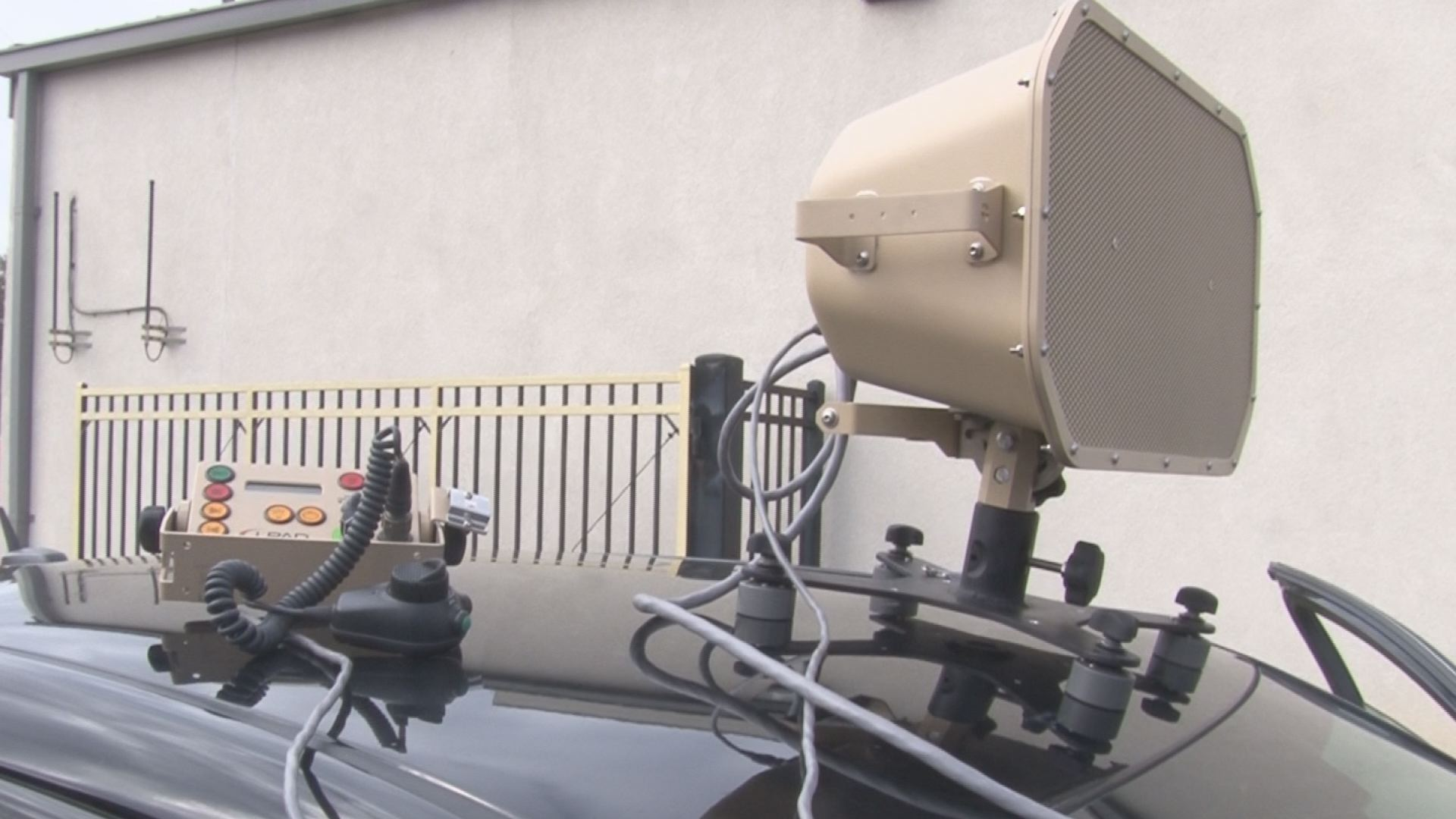 Phoenix police vow not to 'weaponize' powerful $95K loudspeaker system