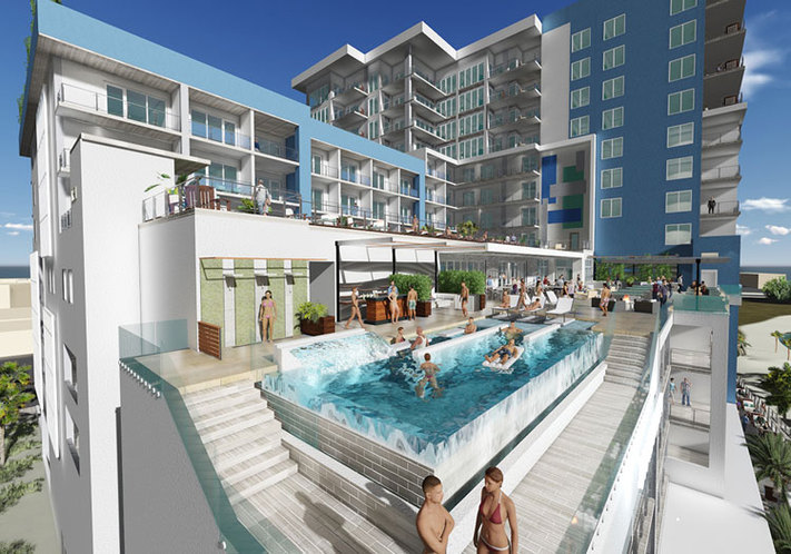 New Resort Opens On Clearwater Traffic Concerns Grow Wtsp Com